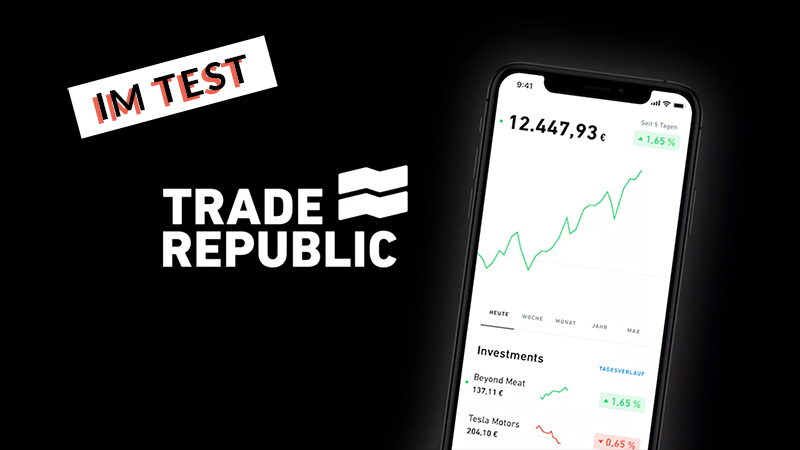 Trade Republic, Der Online-Broker Im Test
